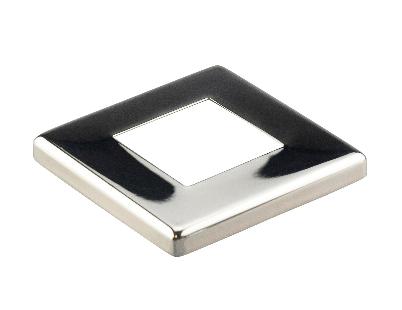 Stainless Steel Cover Plate 50x50 Mirror