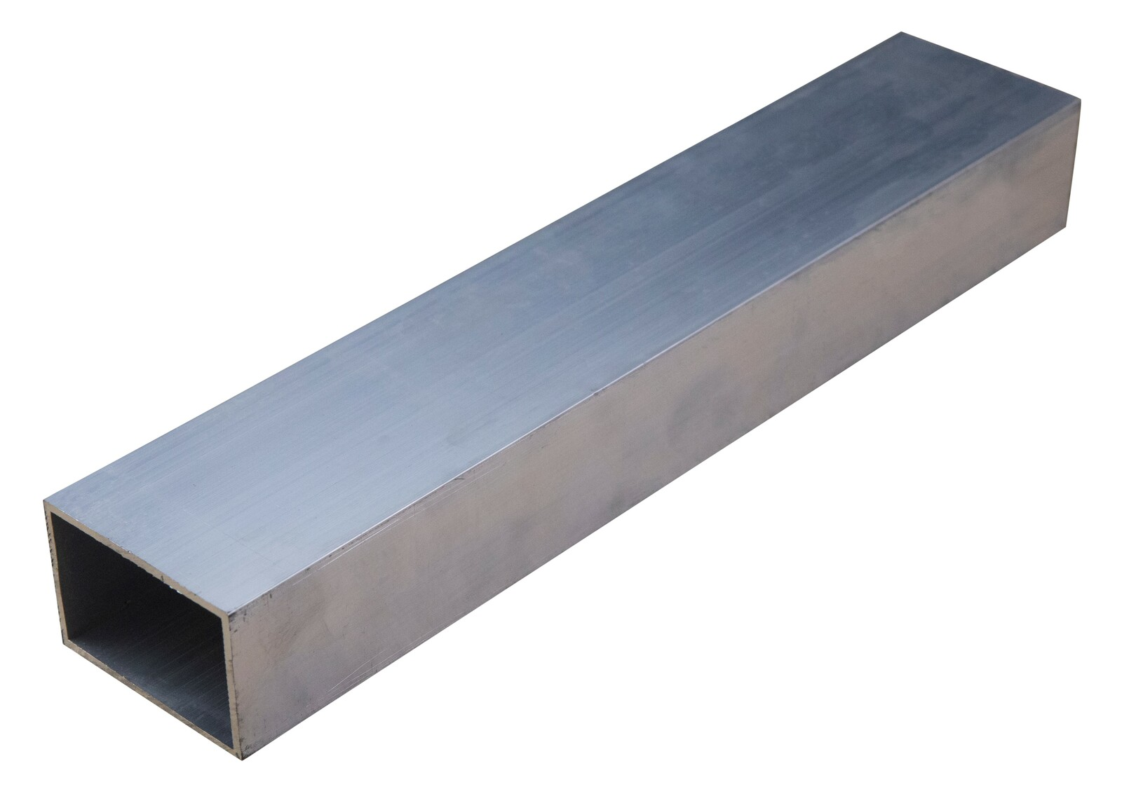 Rectangle 60 x 40 x 6500 Aluminium 2.2mm Thick