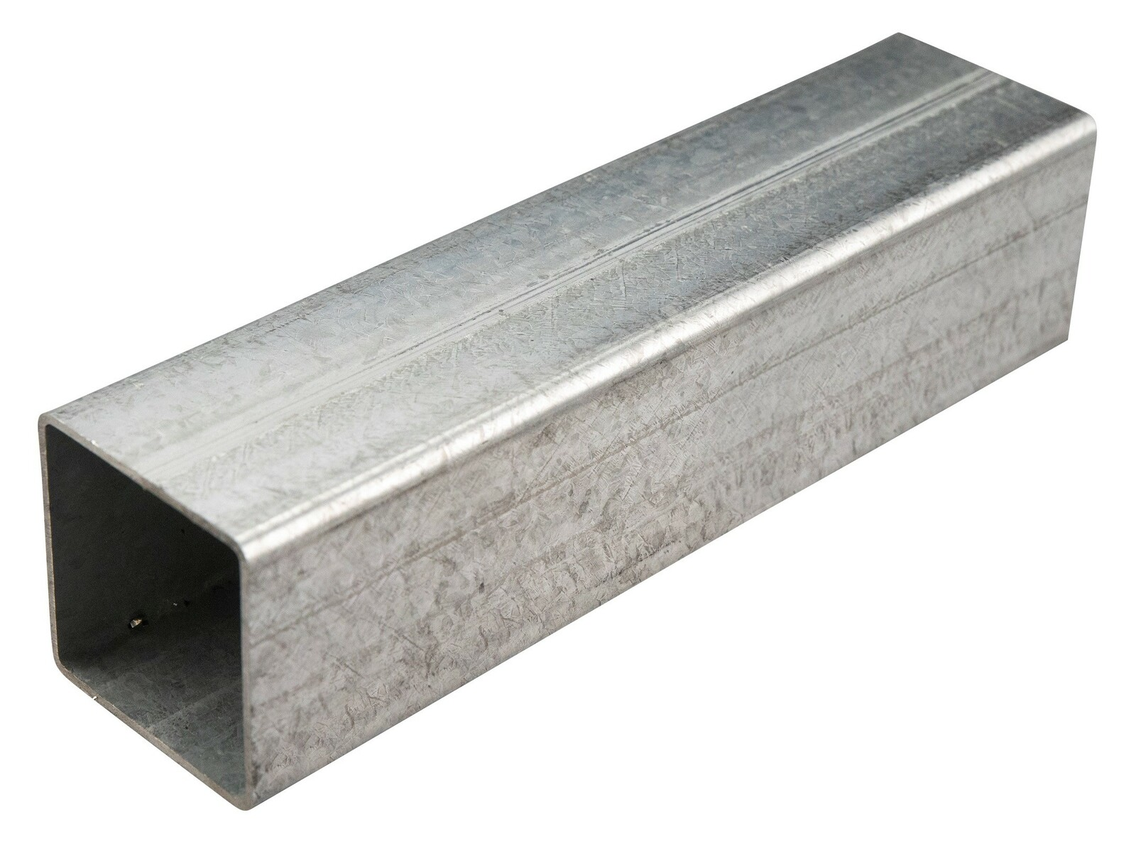 Post 75 x 75 x 8000 Galvanised 2.5mm Thick