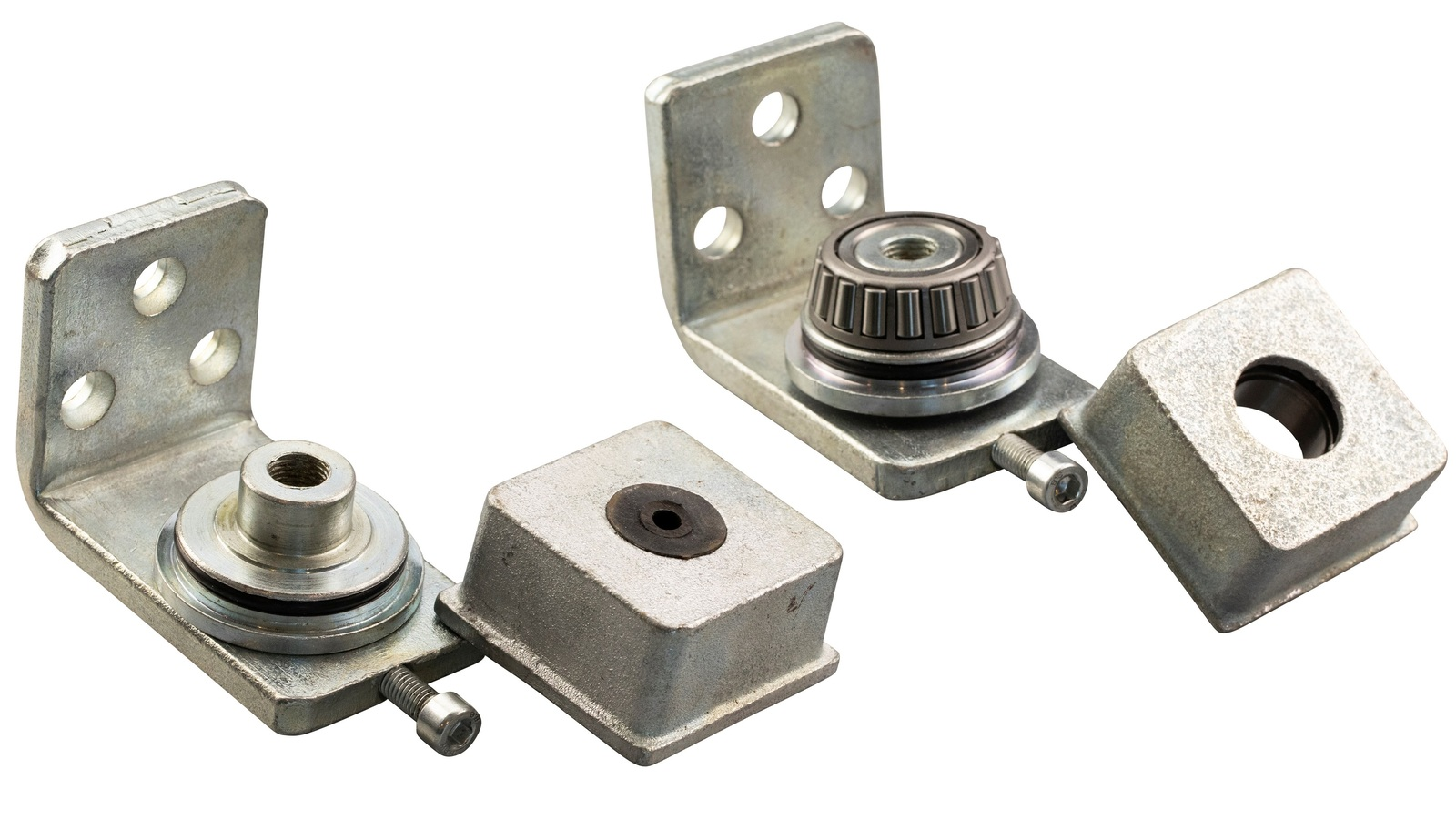 Thrust Bearing Hinge 75 x 75 Pair