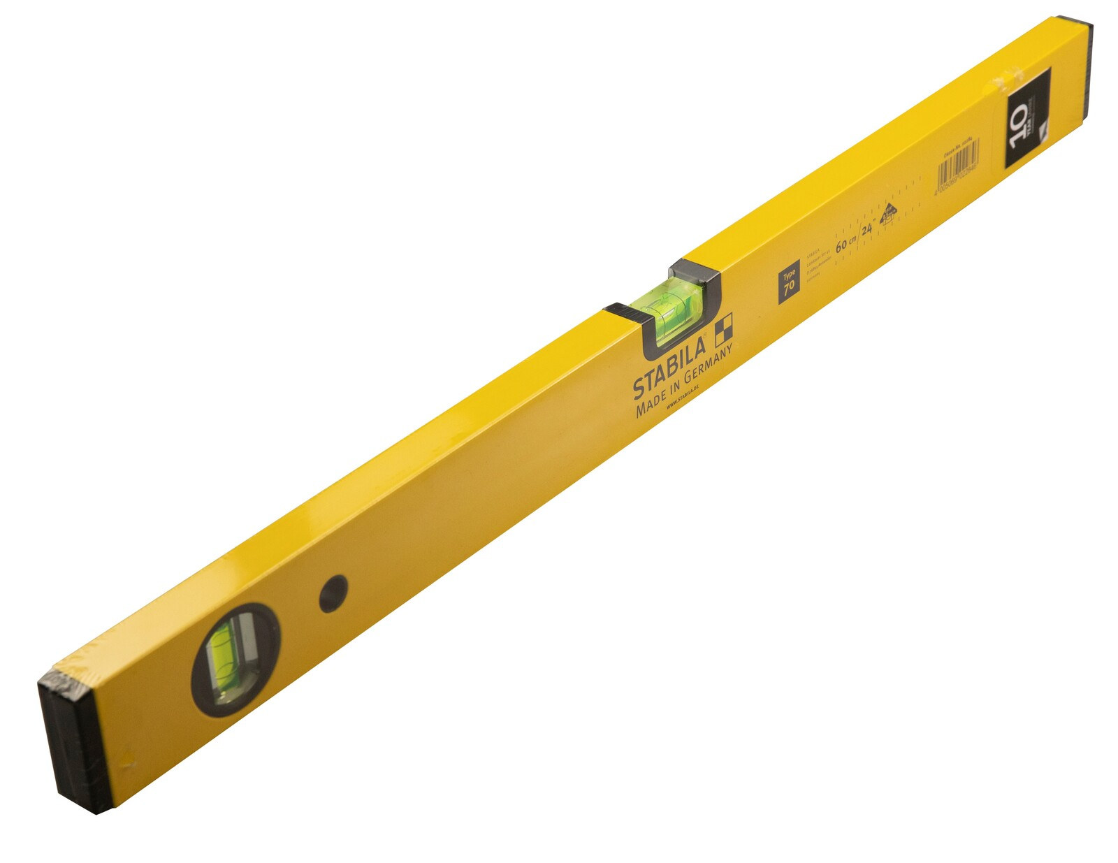 Stabila 600mm Level - Yellow