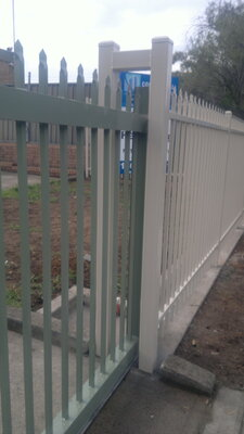 Security Fencing main image