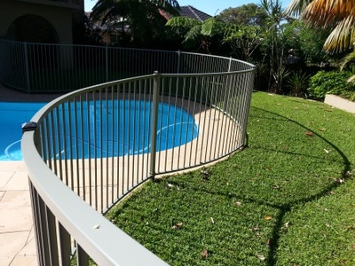 Tubular Fencing (Pool & Garden) main image